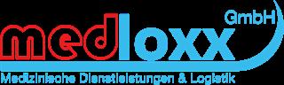 Das Logo der medloxx - medizinische Dienstleistungen & Logistik GmbH